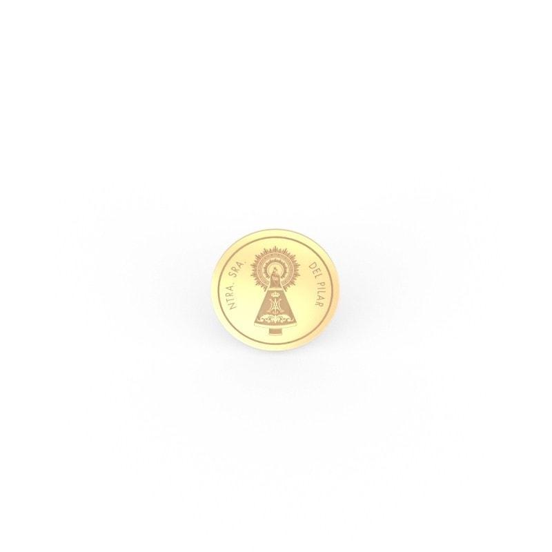 Insignia de oro