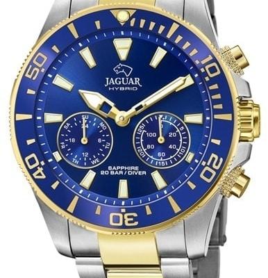 Reloj Jaguar Híbrido
