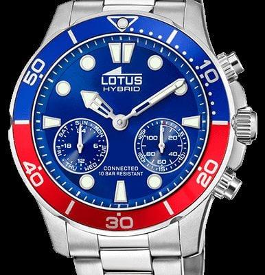 Reloj Lotus Híbrido.